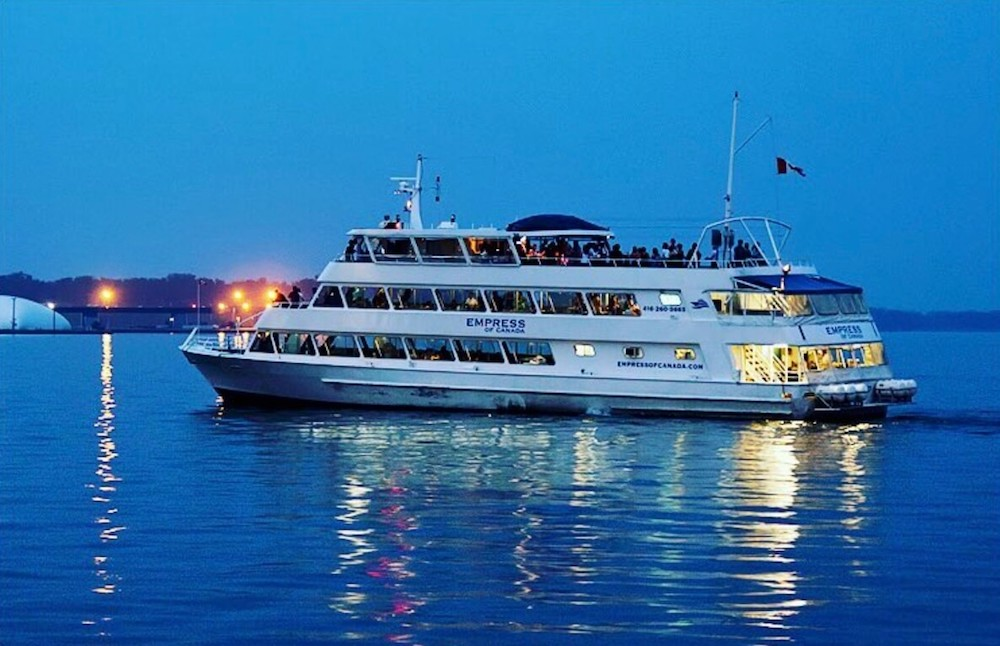 Toronto Boat Cruise