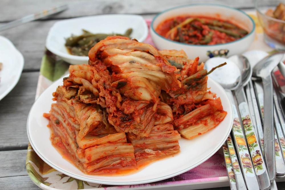 Vegan Kimchi Has the Same Microbes as Traditional Kimchi, Study Says