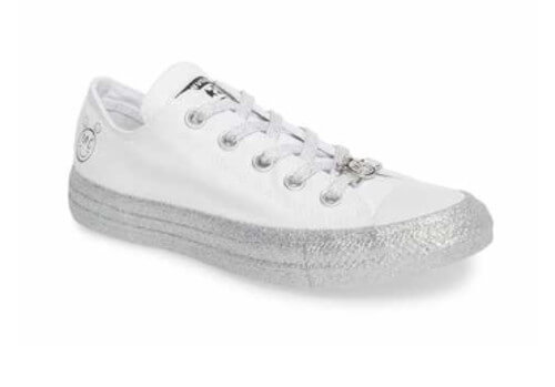 Here's Everything You Can Buy From the New Converse x Miley Cyrus Collection