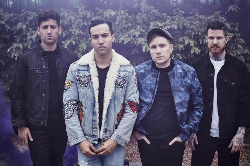 Fall Out Boy Team Up With Vegan Fast Food Chain for 'Mania' World Tour