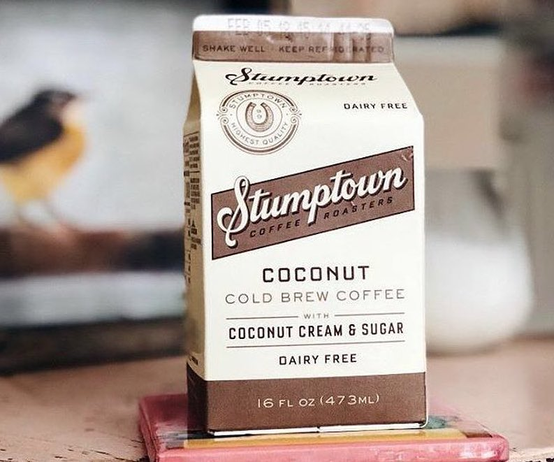 Stumptown Coffee's Founder Opens Vegan Cafe
