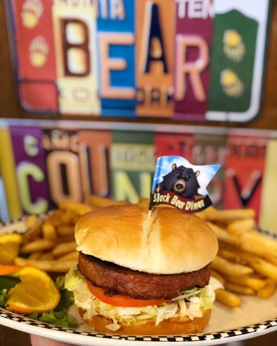 Black Bear Beyond Burger