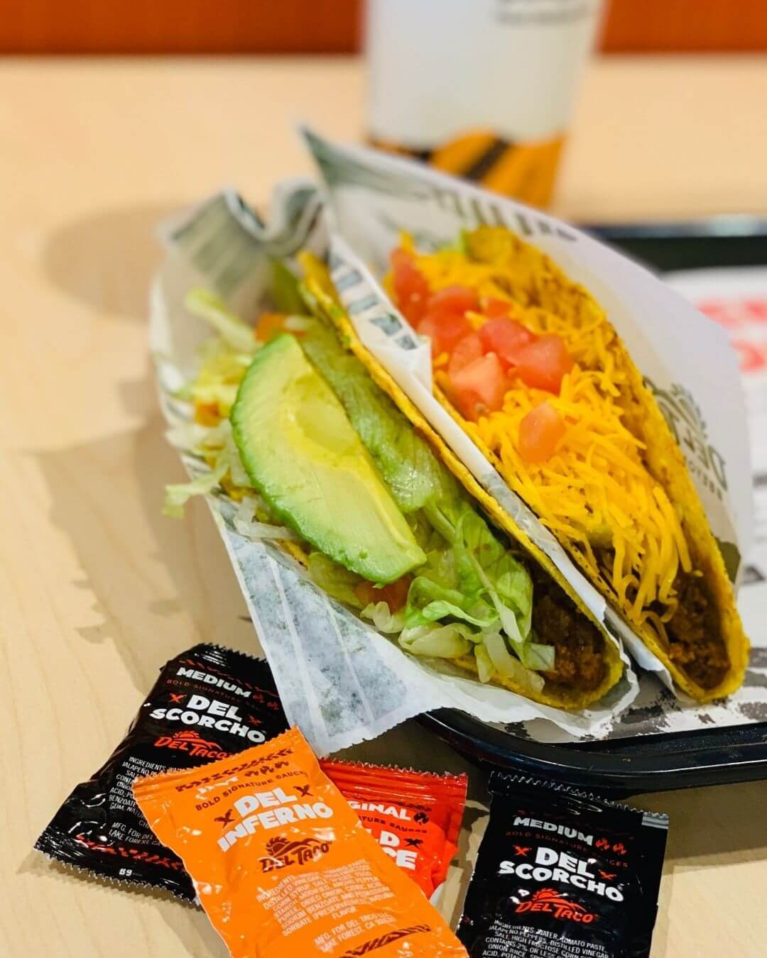 Del Taco Beyond Beef