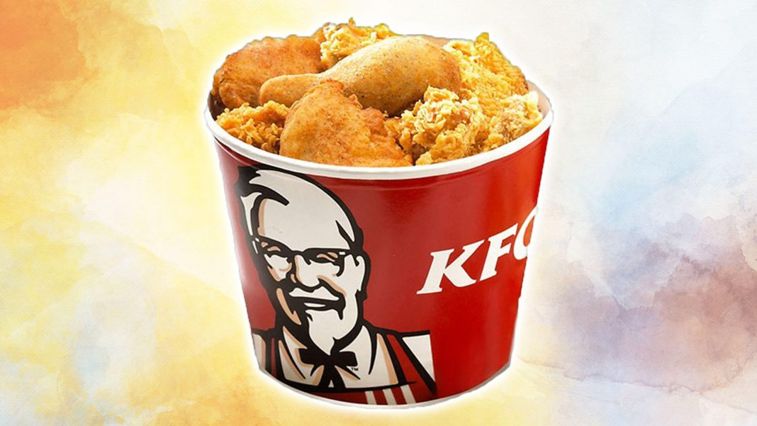 KFC Will Launch Vegan Chicken With 'Amazing' Flavors