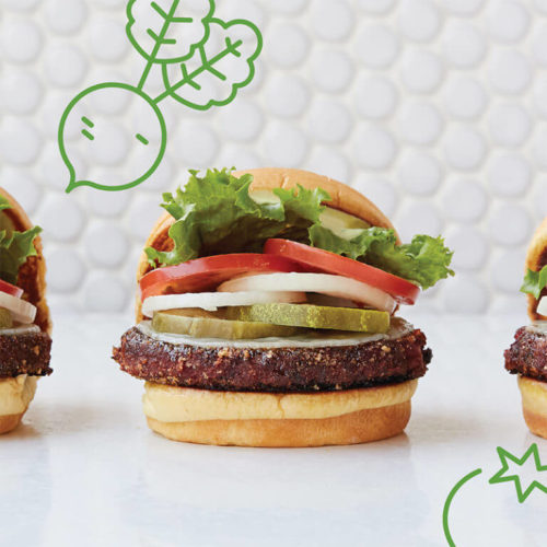 Shake Shack Has a Secret Vegan Burger - Here's How to Order It