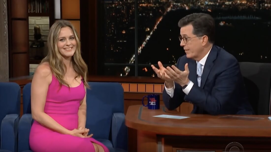 Alicia and Stephen Colbert Cropped