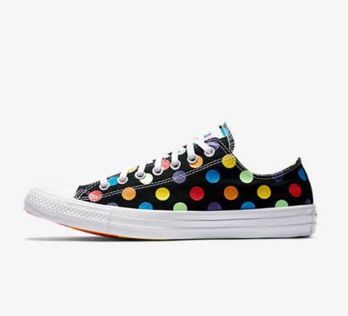 Converse Launches Pride Collection Designed By Vegan Celeb Miley Cyrus, Proceeds to Go to LGBTQ+ Charity