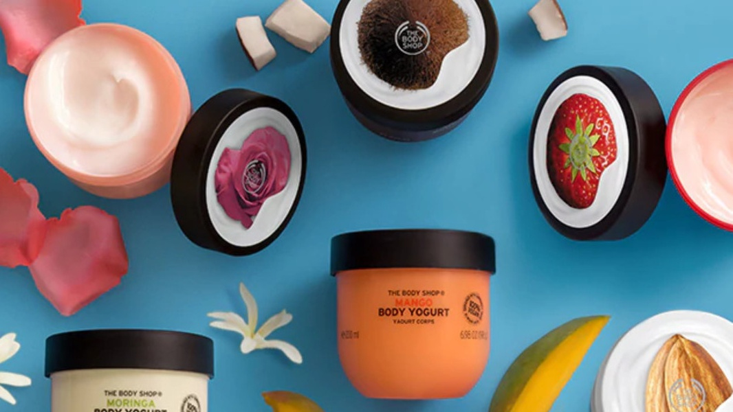 Cruelty-Free Beauty Brand The Body Shop Launches Vegan 'Body Yogurts' Made From Organic Almond Milk