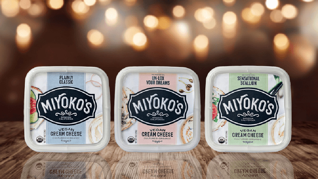 Miyoko's Kitchen Vegan Cream Cheese Range Arrives at Trader Joe's