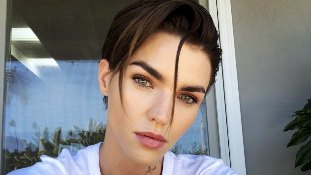 actress ruby rose