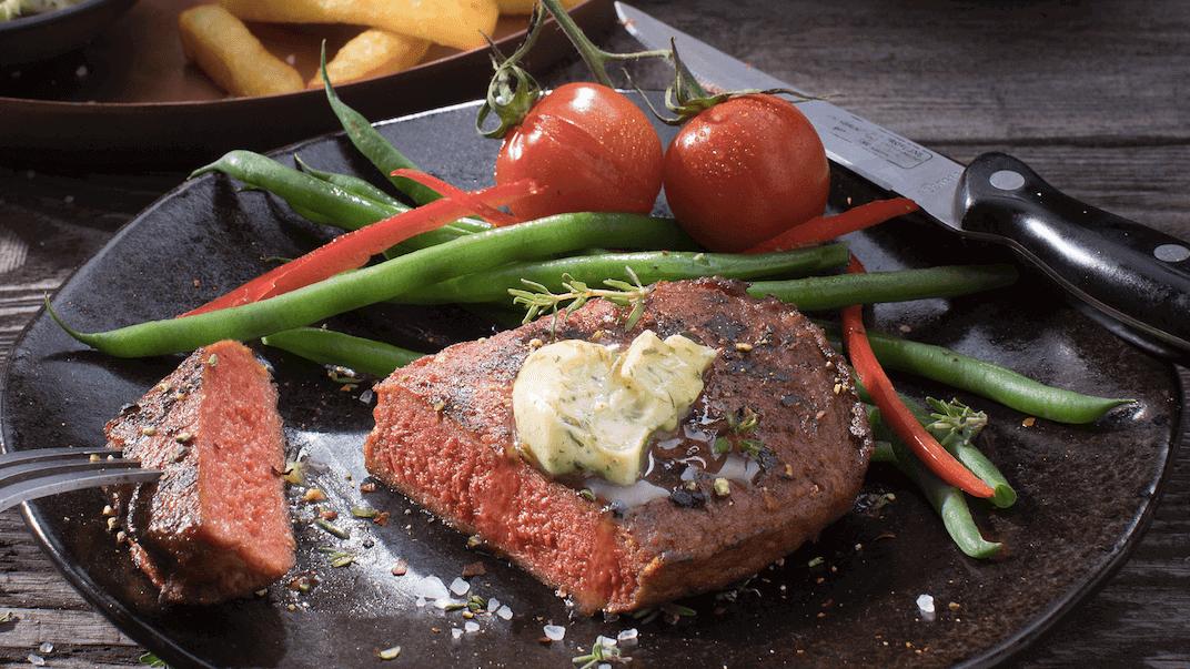 Tesco's Vegan Steak by Vivera Arrives in Ireland