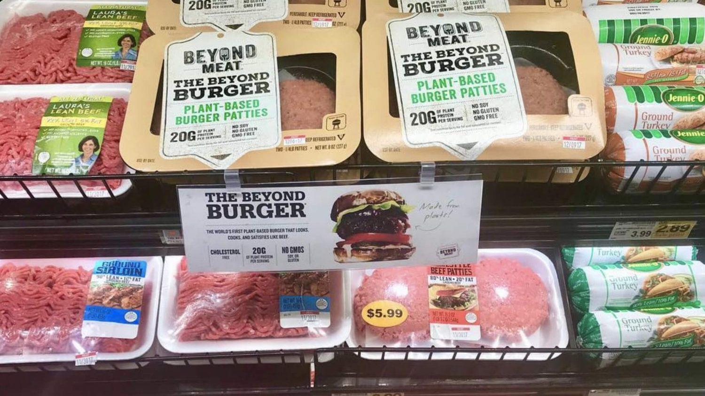meat shelf