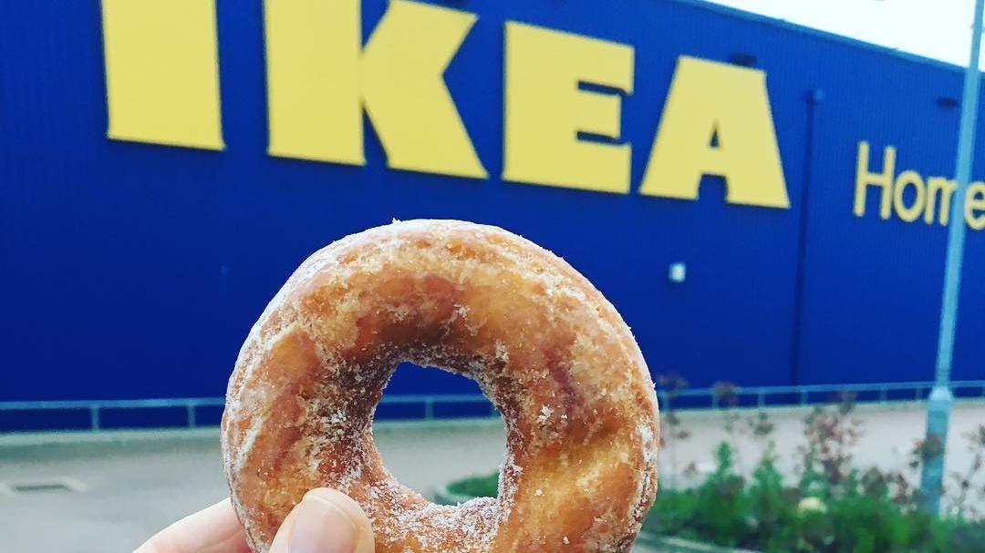 IKEA UK Has Vegan Doughnuts, Ice Cream, Hot Dogs and Caviar