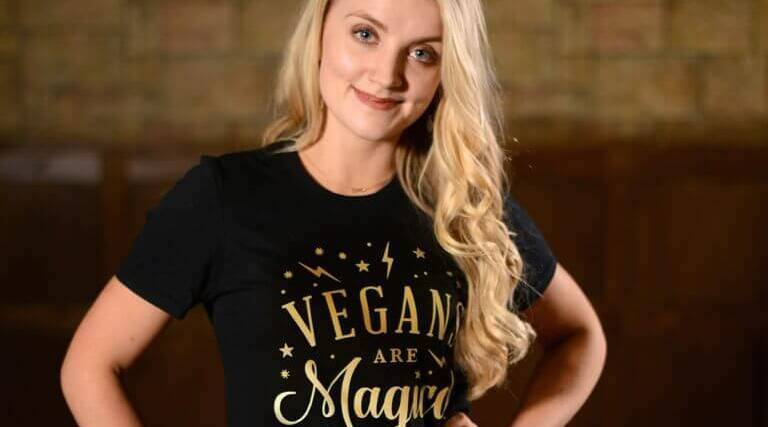 Vegan 'Harry Potter' Star Evanna Lynch Pushes for Butterbeer To Go Vegan At Universal Studios