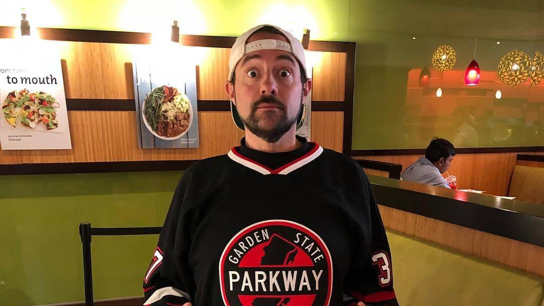 kevin smith vegan