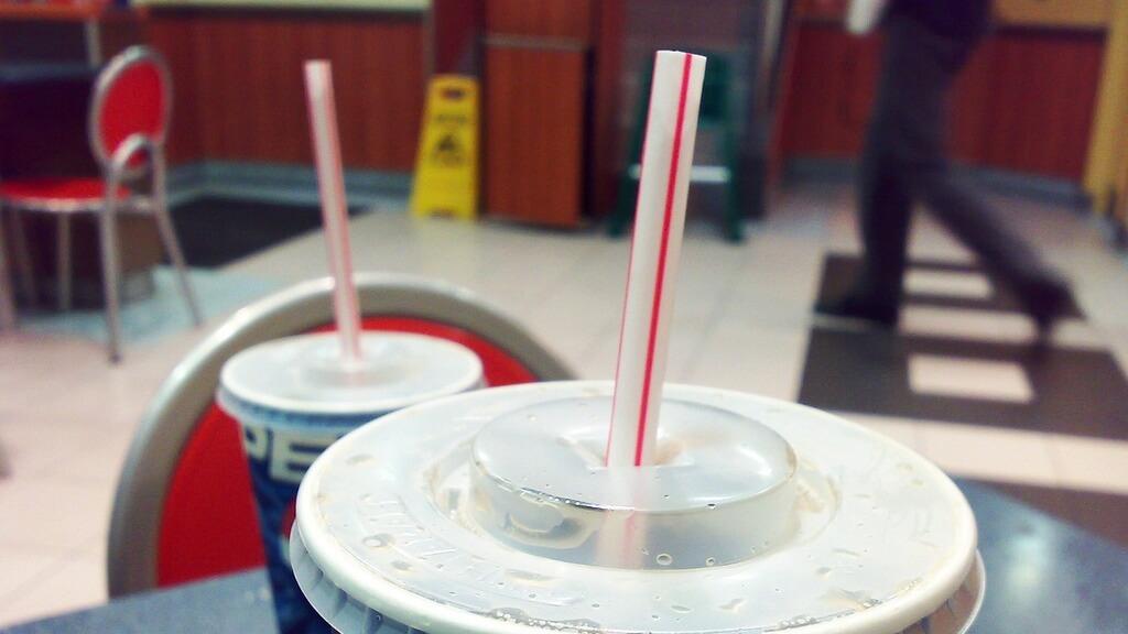 kfc plastic straw singapore