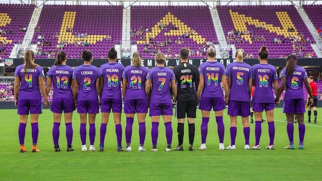 orlando pride soccer team
