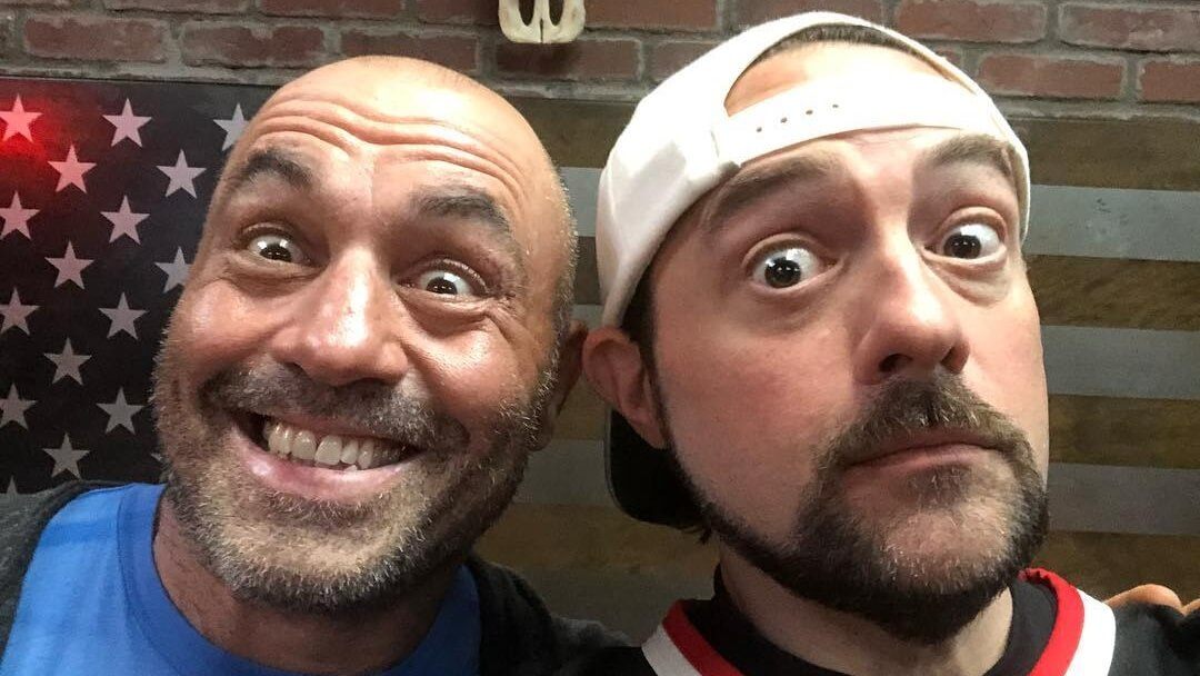 Kevin Smith Discusses Health Benefits of Vegan Diet on 'The Joe Rogan Show