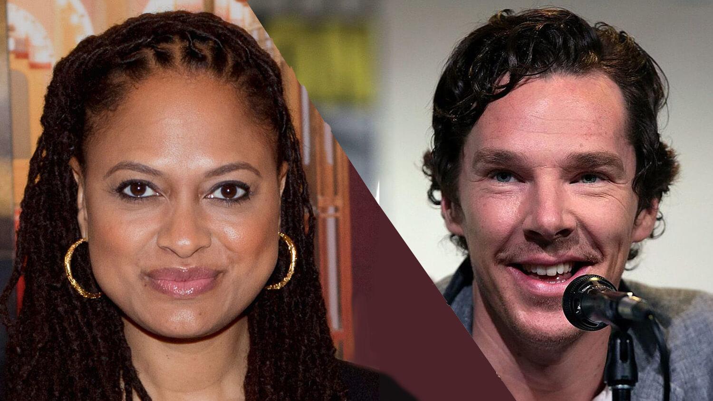 vegan celebrity Ava DuVernay Benedict Cumberbatch