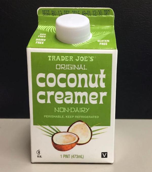 Trader Joe's Non-Dairy Creamer