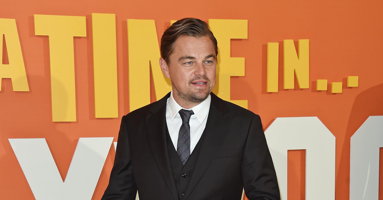 Leonardo DiCaprio Supports Bacardi Campaign to Remove 1 Billion Plastic Straws By 2020