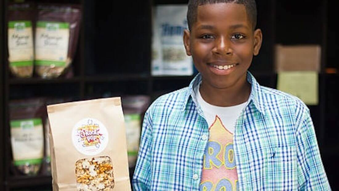J-Rocks Gourmet Vegan Popcorn