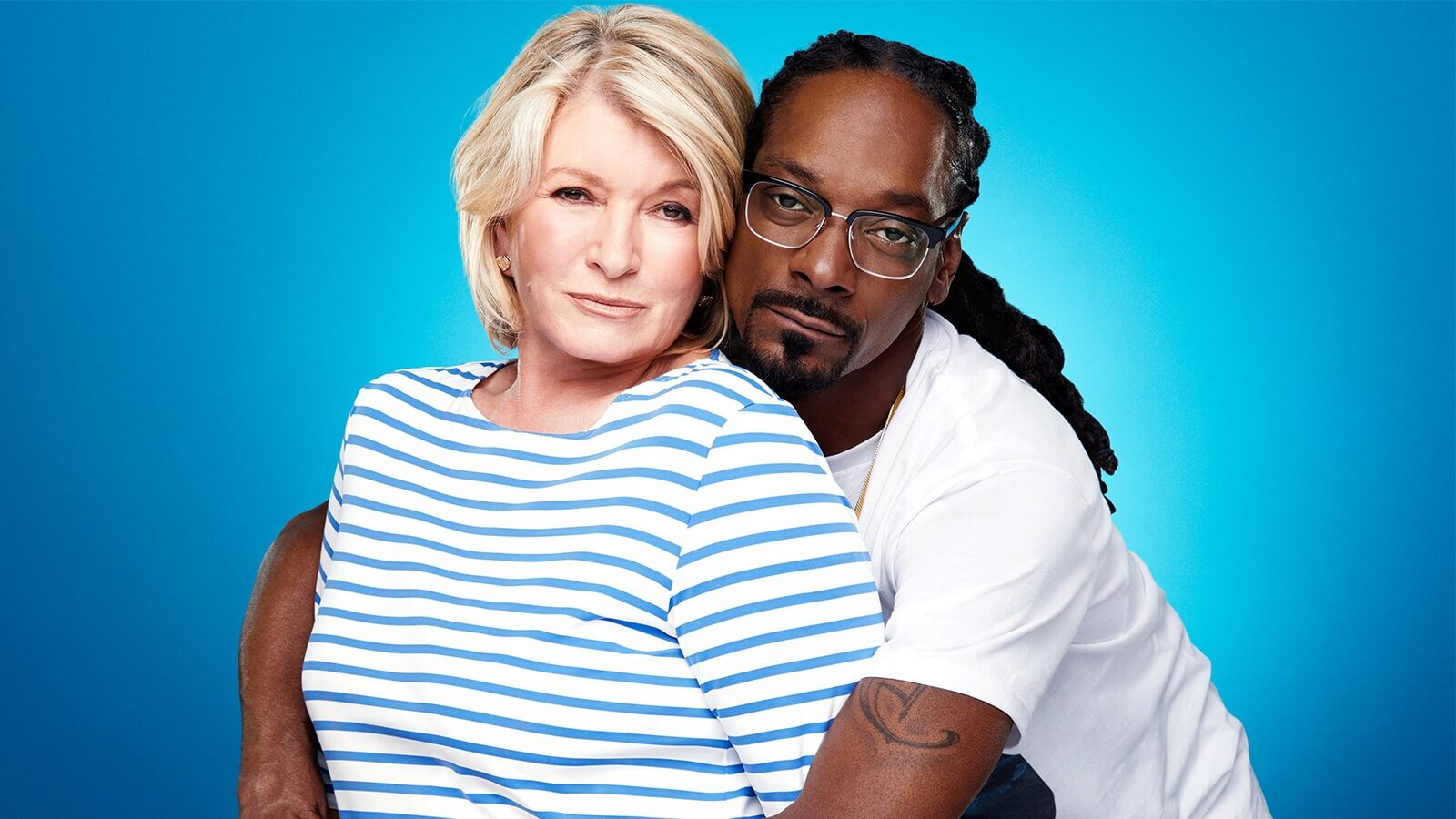 Martha Stewart Tries to Turn Snoop Dogg Vegetarian in New 'Potluck Dinner Party' Episode