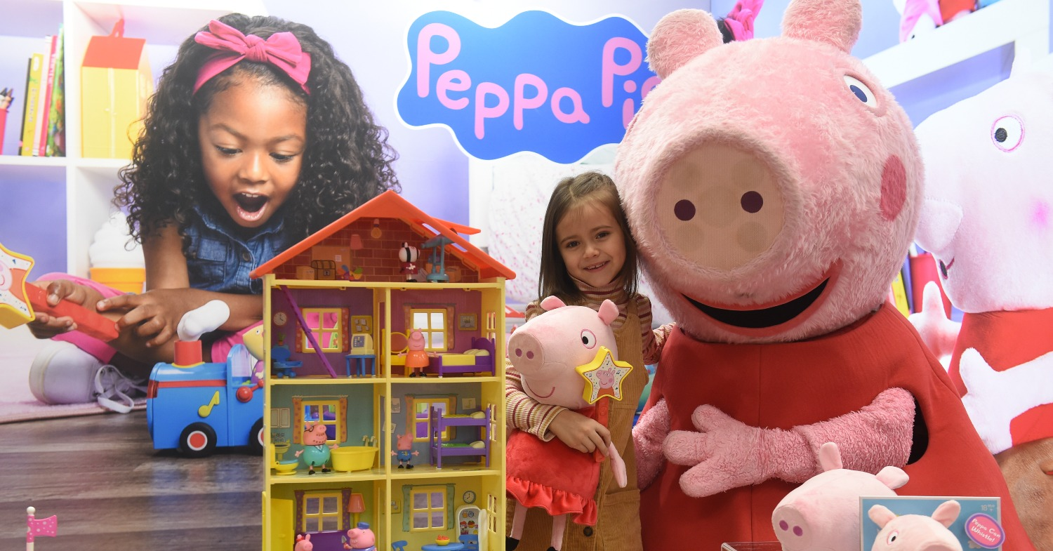 'Peppa Pig's Surprise' Show Urged to Go Vegan and Teach Kids About Compassion for All Animals
