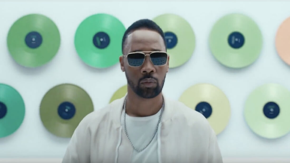 RZA with sunglasses