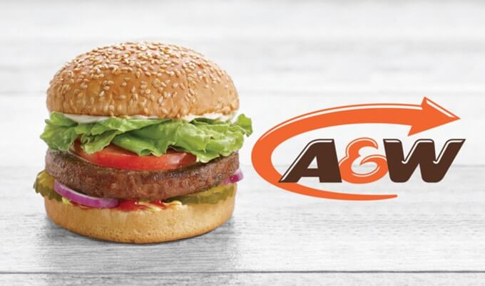 A&W Restaurants Sell Out of Vegan Beyond Burgers on First Day of Launch