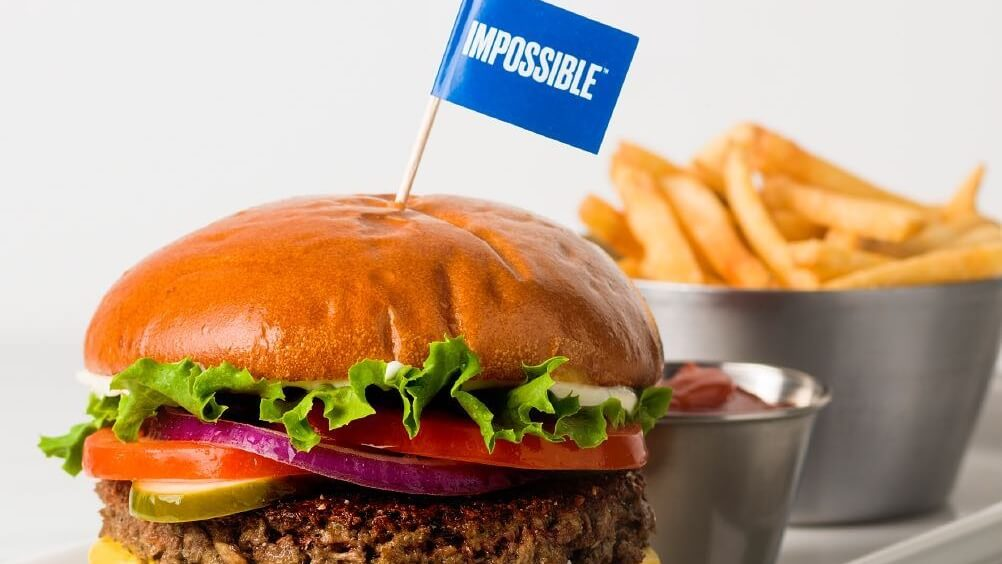 Earl's Kitchen Launches Impossible Burger and New Vegan Menu Across US and Canada
