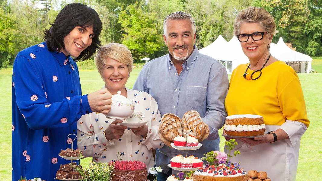 'The Great British Bake Off' to Host First-Ever Vegan Baking Challenge