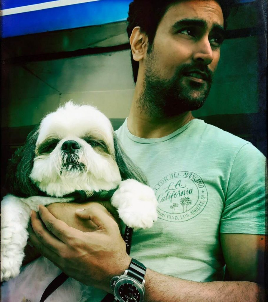 Indian Actor Kunal Kapoor Speaks Out for India's Stray Dogs