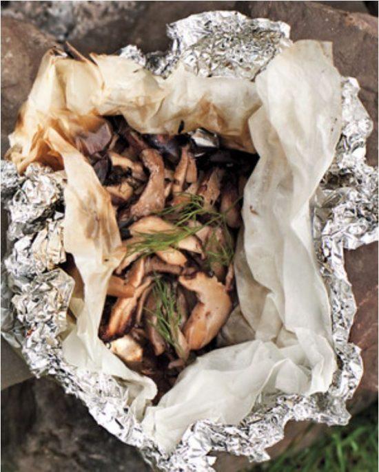 mixed mushroom hobo pack