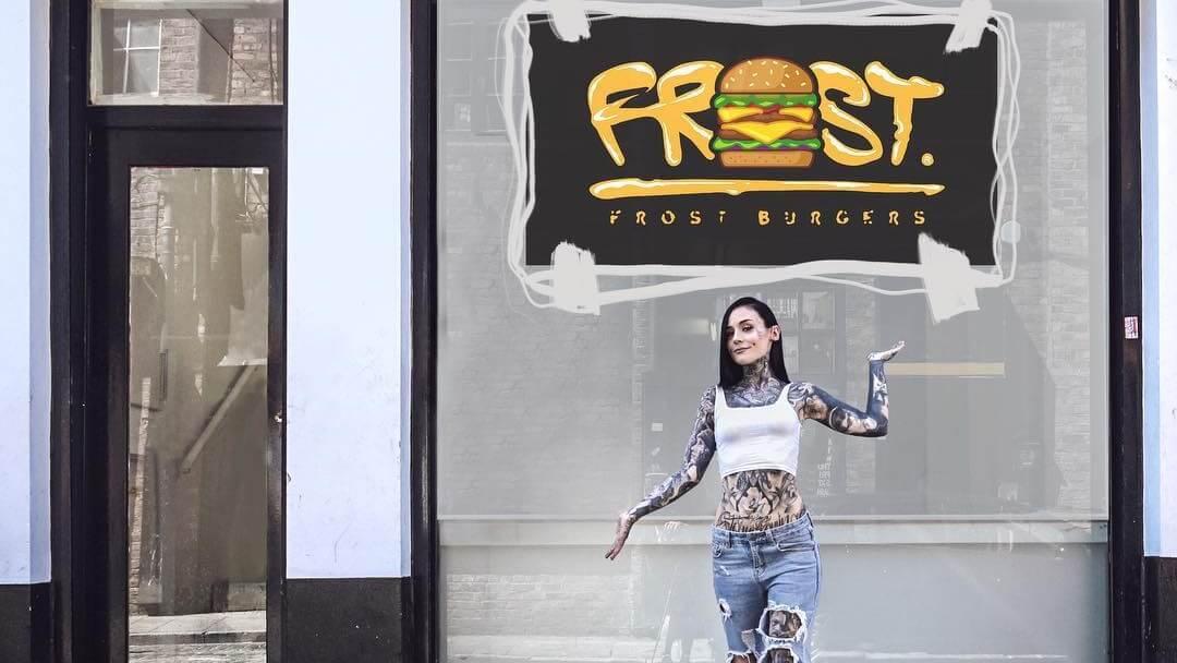 monami frost burgers