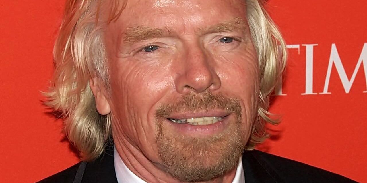 Richard Branson Says Killing Animals for Food Will Be a Thing of the Past
