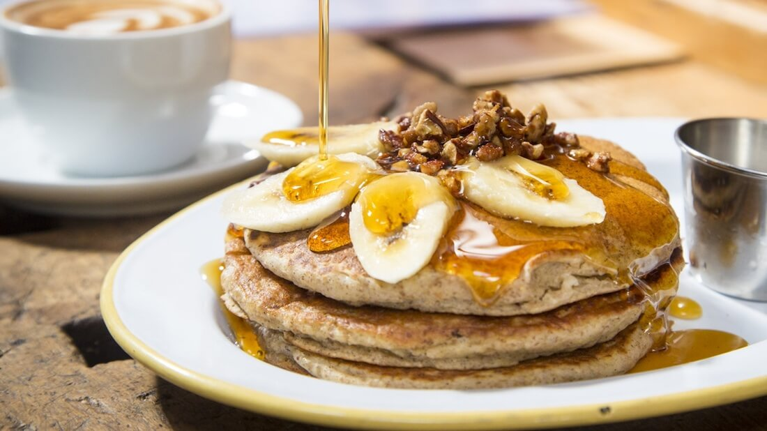 the butchers daughter vegan pancakes