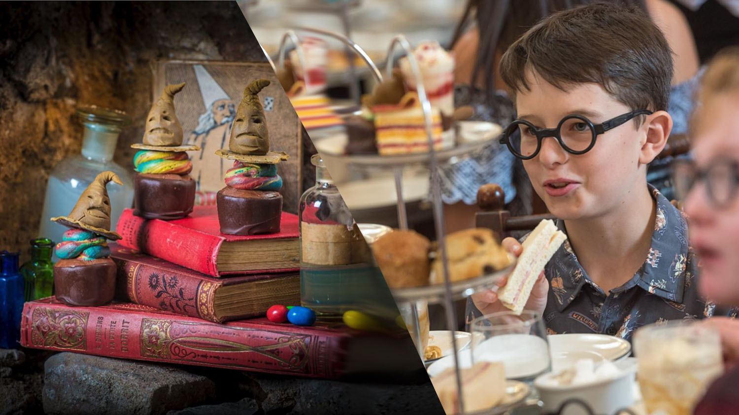 Norwich's Assembly House Hotel to Offer Vegan Harry Potter-Themed Afternoon Tea