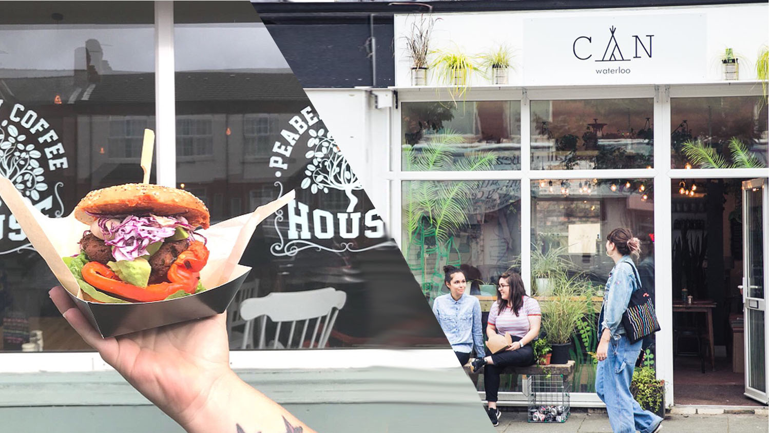 Vegan and Plastic-Free Café CAN Waterloo Opens in Liverpool