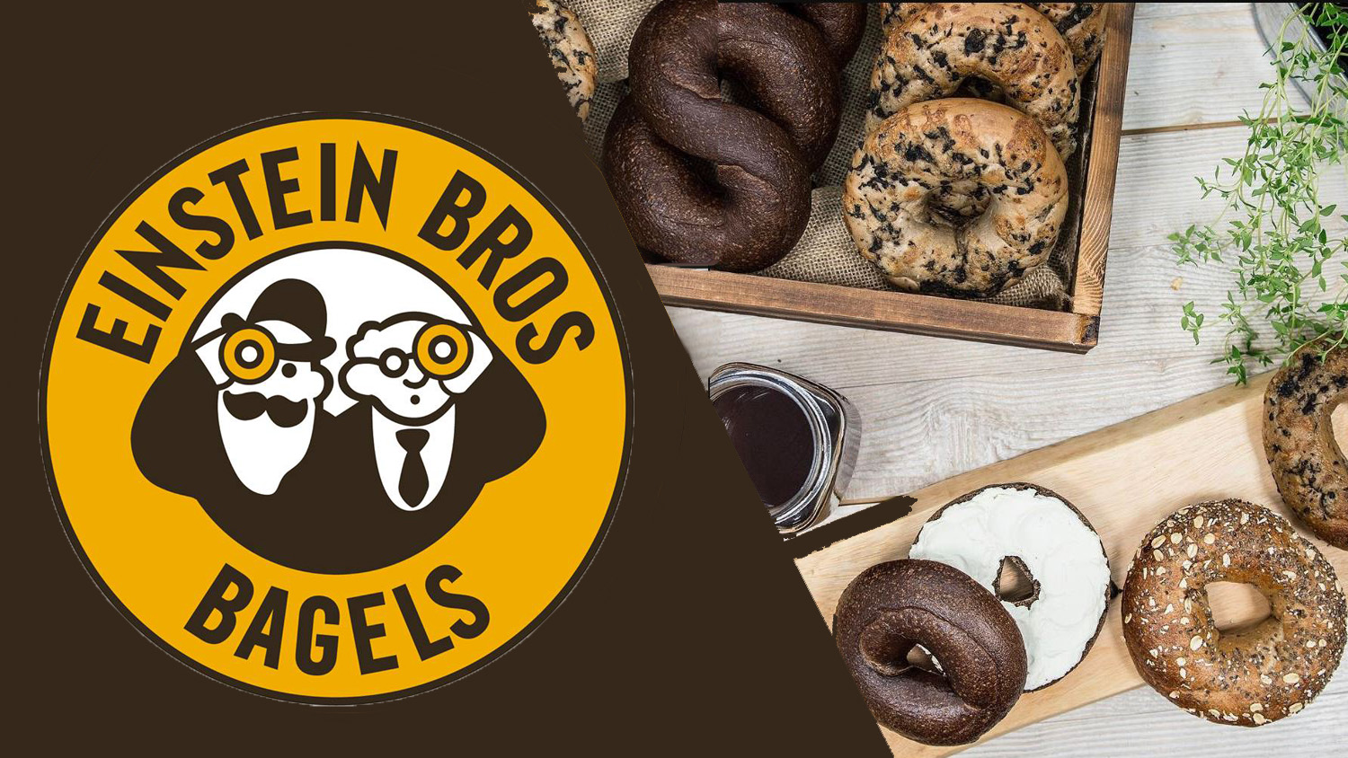 Einstein Bros Bagels Adds Vegan Cream Cheese at Select U.S. Locations