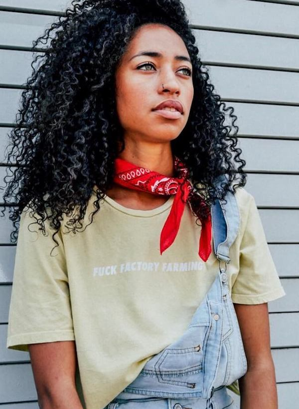 beetxbeet Vegan Apparel Designer Helps Others Make a Statement Without Saying a Word