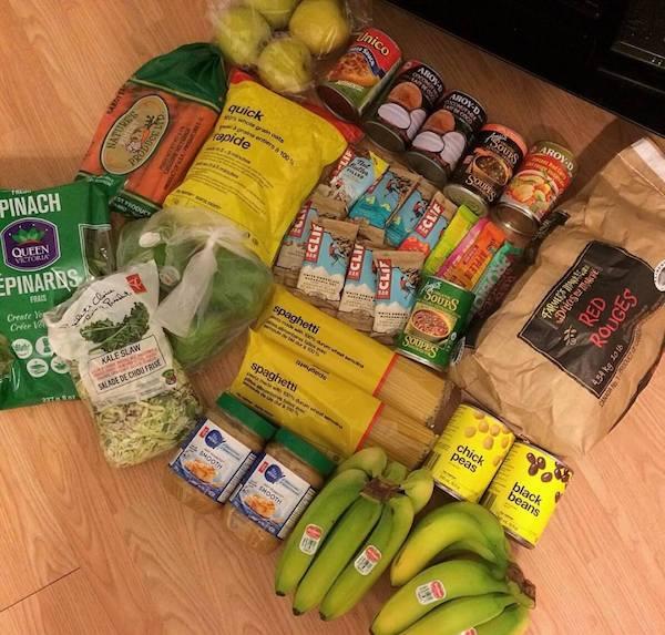 London Vegan Food Bank Opens