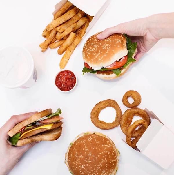 24-Hour Canadian Drive-Thru Creates New Bleeding' Vegan Burger