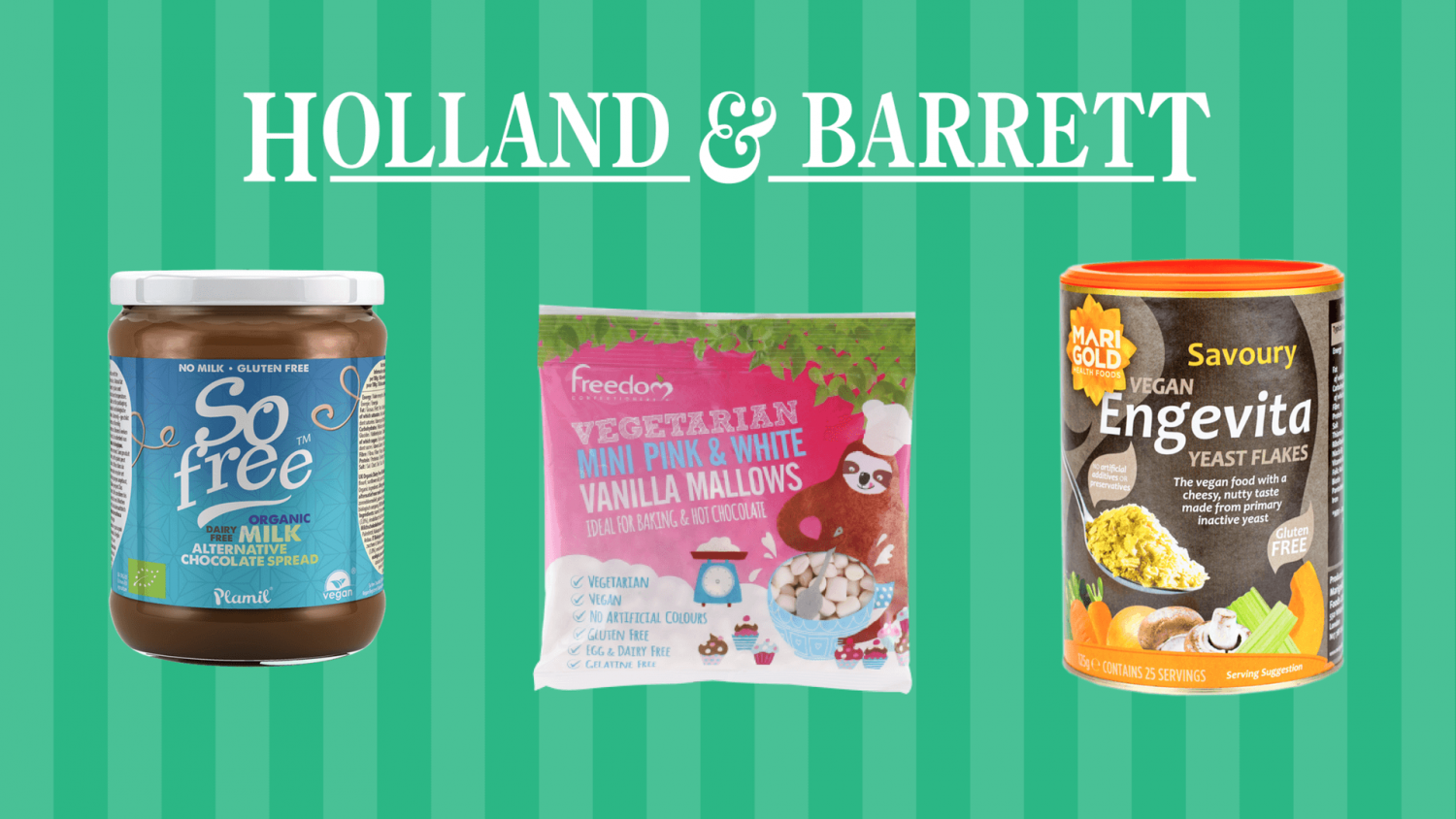 New Vegan Holland & Barrett Stores to Emphasize Cruelty-Free Beauty Products