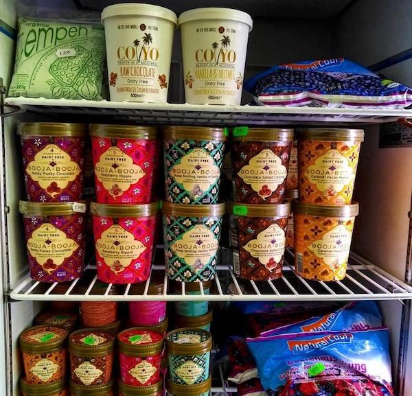 New Vegan Supermarket Opens in East London