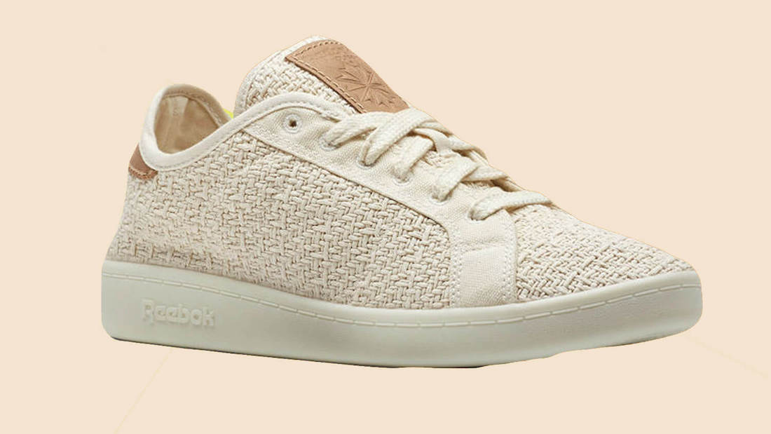 Reebok Corn and Cotton Sustainable Sneaker