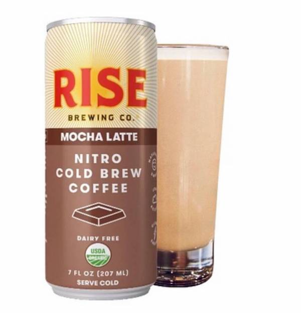 RISE Brewing Co.'s Canned Vegan Oat Milk Lattes to Launch In the U.S.