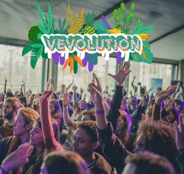 L.A.'s Eat Drink Vegan Heads to the UK for the Vevolution Festival