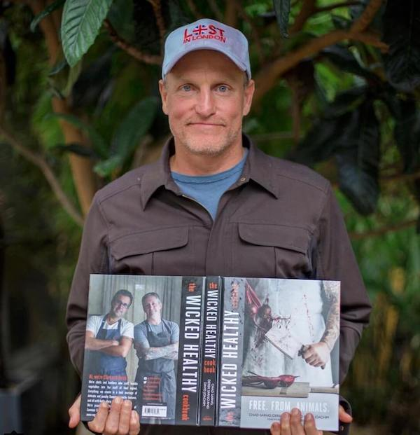 Vegan Producer Woody Harrelson and Chefs Derek and Chad Sarno Announce Sustainable Food and Travel Documentary Series