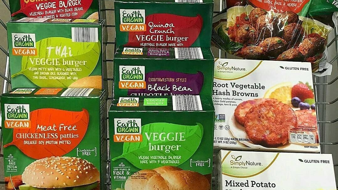 aldi vegan options